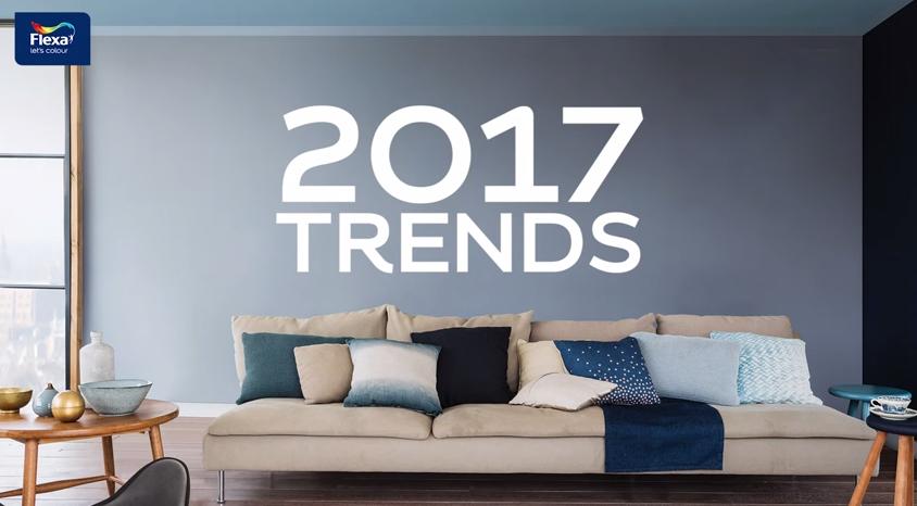 Trendkleur voor 2017 inspiraties for Interieur trendkleuren 2018