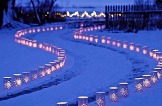 Blog: Tuin versieren met kerstmis