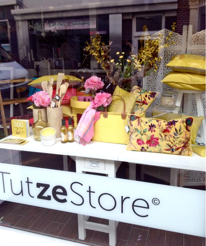 Geel inspiraties - Winkel mellow geel ...