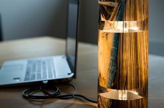Blog: Unieke tafellamp