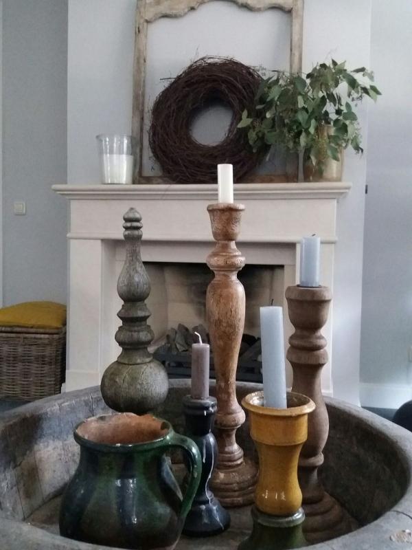 Binnenkijken interieur: Mix van Landelijk, Brocante, Klassiek en Stoer = Gj~sfeer
