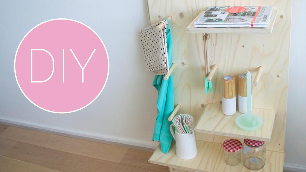 Keuken Underlayment : DIY Underlayment rek – Inspiraties – ShowHome.nl