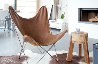 Blog: Vlinderstoel
