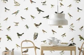 vogels in je interieur
