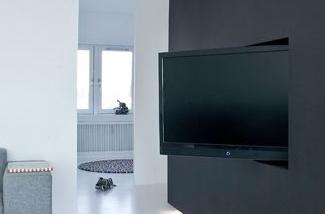 Binnenkijken interieur: Waar laat je toch die tv