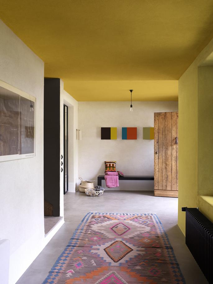 Wat doet kleur met je interieur inspiraties for Interieur verf kleuren