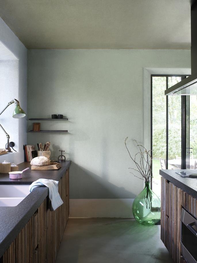 Groen Voor Keuken : Wat doet kleur met je interieur? Inspiraties ShowHome nl