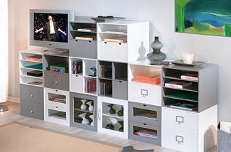 Werkplek in je woonkamer