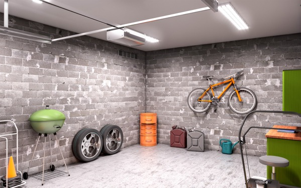Verlichting in je garage of werkschuur - Inspiraties - ShowHome.nl