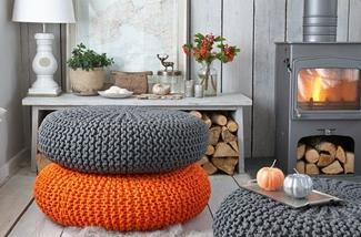 Binnenkijken interieur: Wij houden van oranje