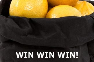 Win drie paperbags van Uashmama!