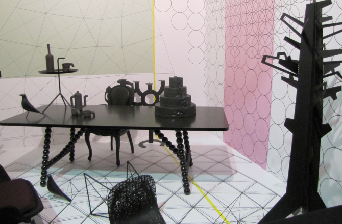 Is interieur styling woonbeurs 2012 for Abonnement eigen huis en interieur