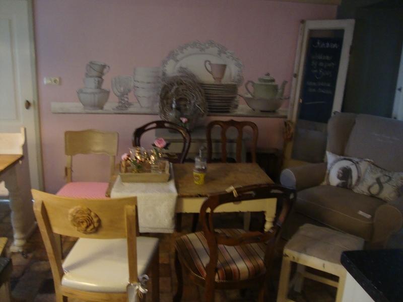 Binnenkijken interieur: Kijkje in de keuken van Saense Sjans