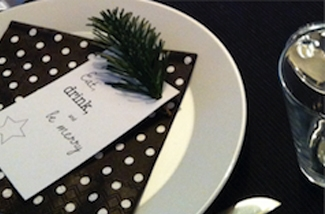 Blog: Zwart witte kerst