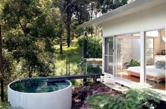 Zwembad voor een kleine tuin