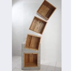 Originele kast geeft interieur het wauw effect - Inspiraties ...